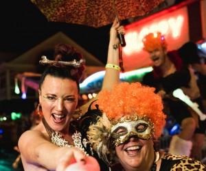 Фестиваль Фантазий ( Fantasy Fest) Key West