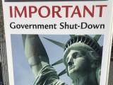Статуя Свободы в Нью-Йорке закрыта для туристов