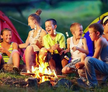 Летний отдых для детей в Украине