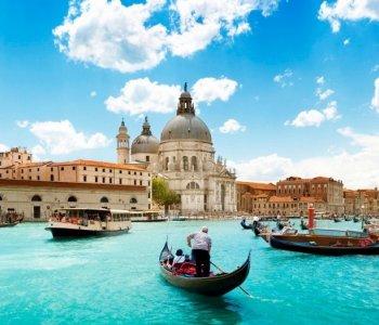 Интересный и познавательный тур по Италии (7 ночей ) 741 EUR за 2х взрослых